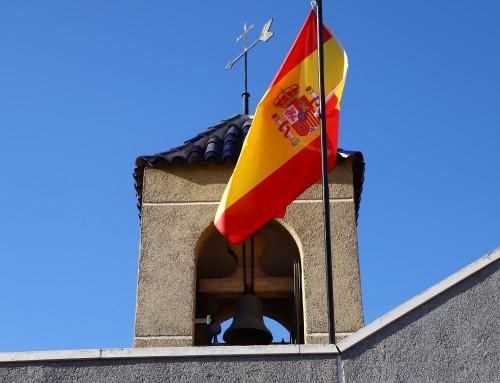 Actos de entrega Cruz a la Unidad de España