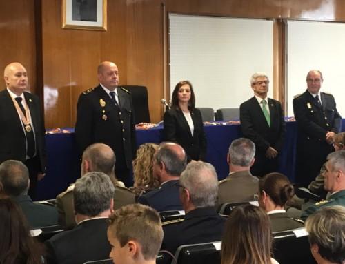 Acto de entrega en Zaragoza 2019
